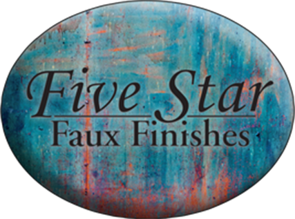Five Star Faux Finishes Logo